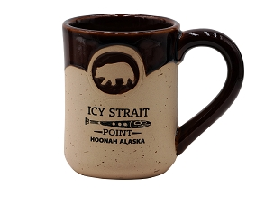 Icy Strait Point Classic Duo Tone Mug